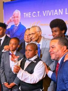 C T Vivian Institute Mentees