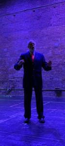 Harold Michael Harvey Douglass Theatre Stage