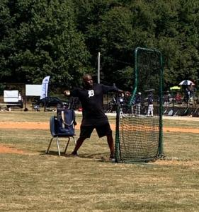 HBCU Baseball showcase Mike Mosley Mr. 7000