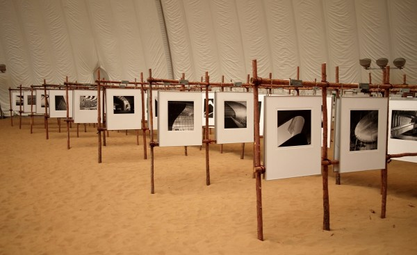 Photography Exhibition Display