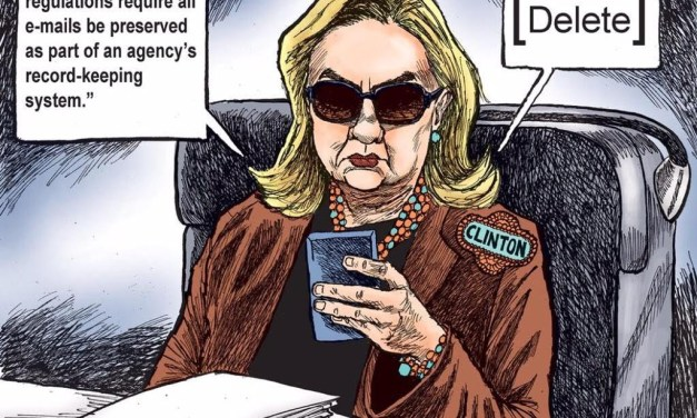 Emailgate Could Expose Clinton Foundation – #NewWorldNextWeek