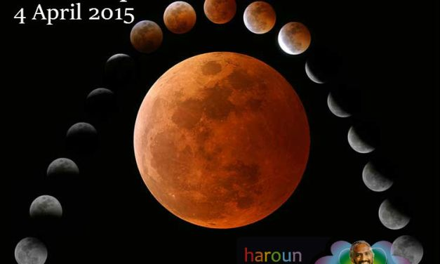 How To Enjoy The Blood Moon Lunar Eclipse on 4 April 2015