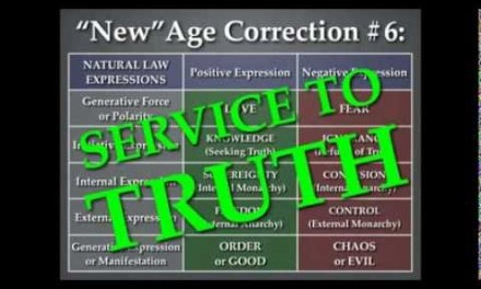 New Age Bullshit And The Suppression Of The Sacred Masculine Mark Passio