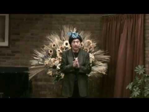 """Swami Beyondananda """"Wake Up Laughing"""" Cosmic Comedy Show – Livonia, Michigan"""