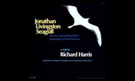 Jonathan Livingston Seagull, narrated by Richard Harris