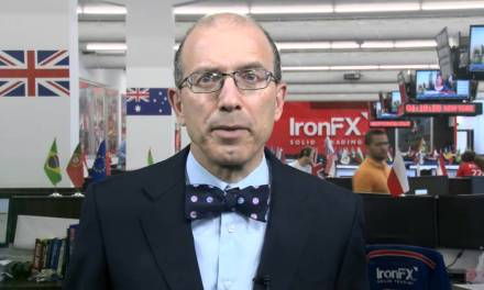 Daily Market Update From IronFx's Marshall Gittler