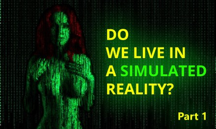Do We Live in a Simulated Reality?