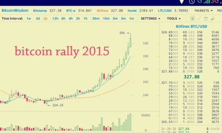 Bitcoin Price Rally 2015