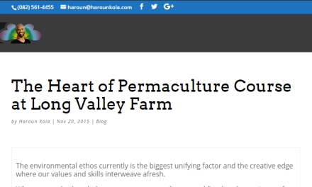 The Heart of Permaculture Course at Long Valley Farm