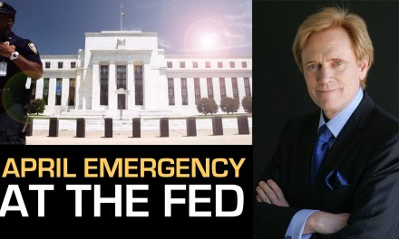 The April Emergency The Fed Doesn't Want You To Know About