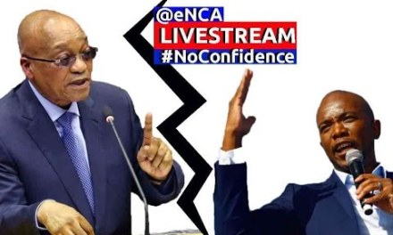 President Zuma faces motion of no confidence