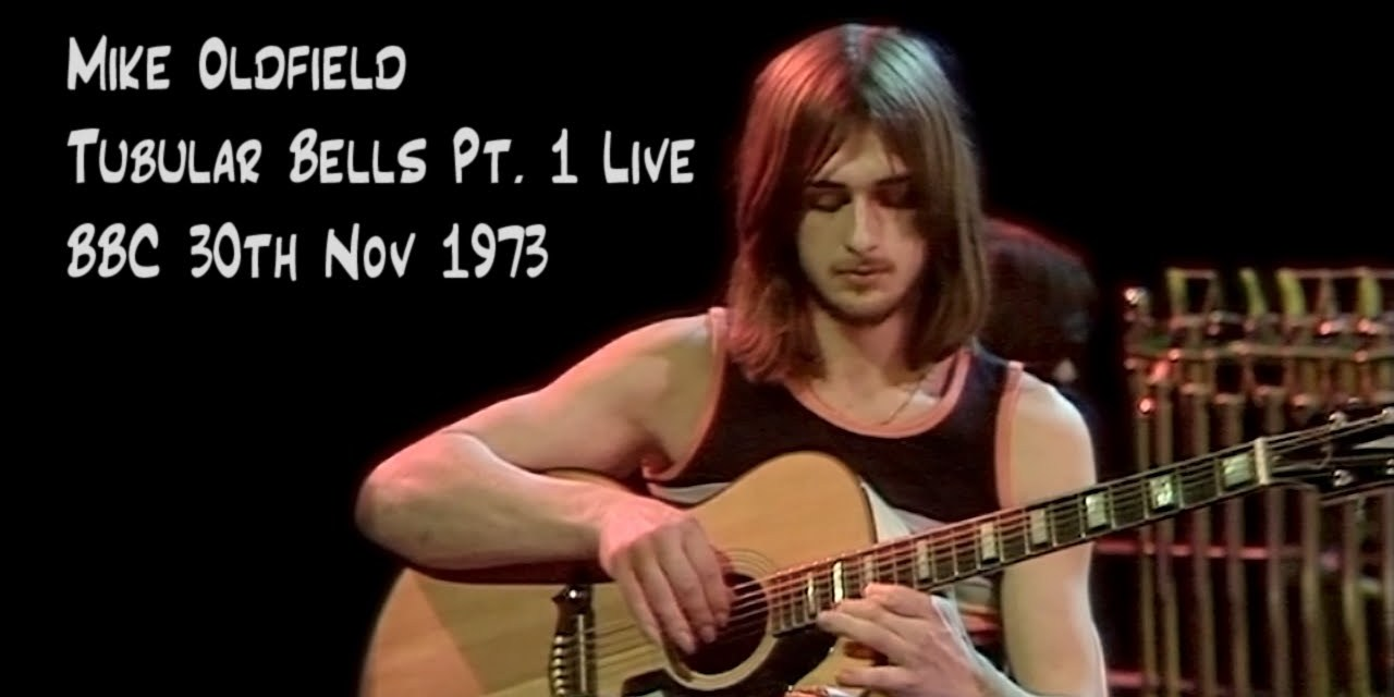 e0ed1aa72e2f Mike Oldfield  Tubular Bells  Live at the BBC