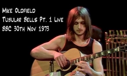 Mike Oldfield 'Tubular Bells' Live at the BBC