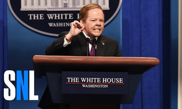 Sean Spicer Press Conference Cold Open – SNL