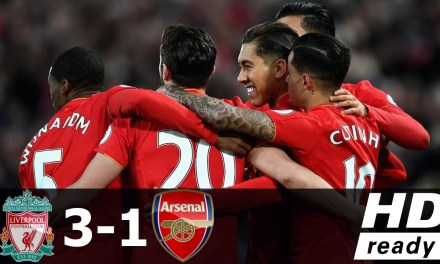 Liverpool vs Arsenal 3-1. All Goals and Highlights from the Anfield Victory in the Premier League 04/03/2017