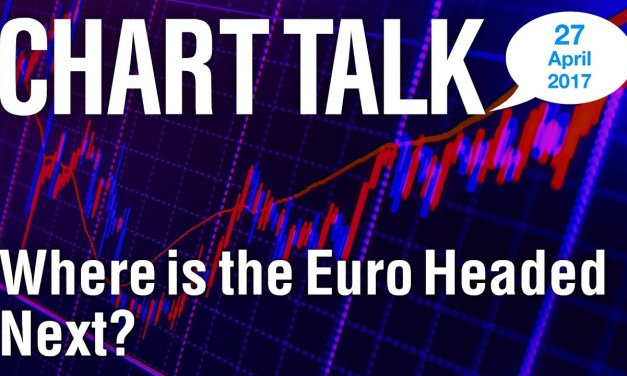 Where is the Euro going? The LMAX Exchange Chart Talk for Thursday, April 27, 2017