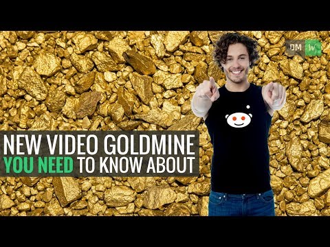 The New Video Goldmine You Need To Know About