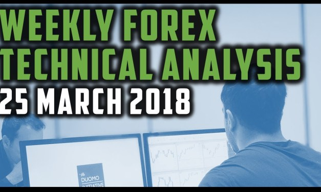 FOREX TECHNICAL ANALYSIS – 25.03.2018 (Trading Chart Analysis)