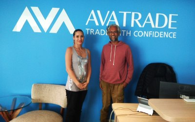 AvaTrade's New South African Office Is Looking For Affiliates and IBs To Grow A Trading Business. 23 April 2018 Seminar in Johannesburg