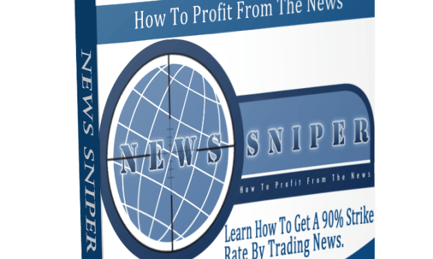 How to Find Highly Profitable Setups by Trading the News – News Sniper