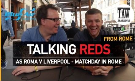 AS Roma v Liverpool – Matchday In Rome