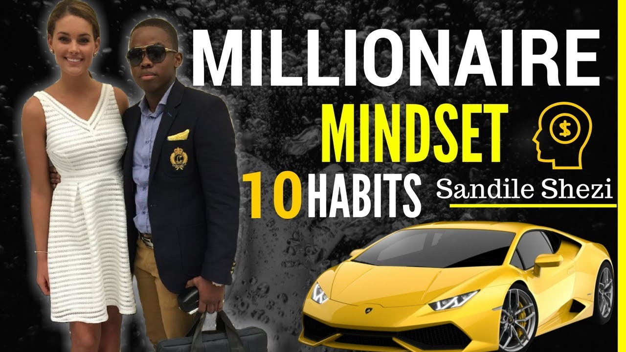 Best Internet Provider >> Meet Sandile Shezi. South Africa's youngest millionaire. Or so he claims.