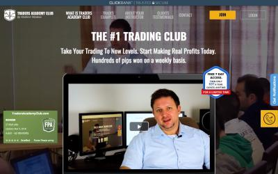7 Day Free Trial to the most Lucrative Forex Training in the world