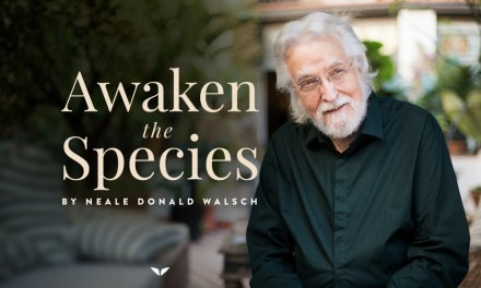Awaken The Species. A free webinar with Neale Donald Walsch
