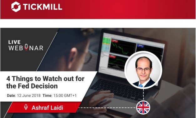 4 things to watch out for in the Fed Decision. A Tickmill Webinar