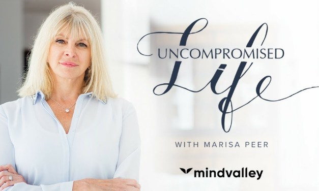 Are you ready to live your Uncompromised Life? Make success EASY with Marisa Peer's life-changing course