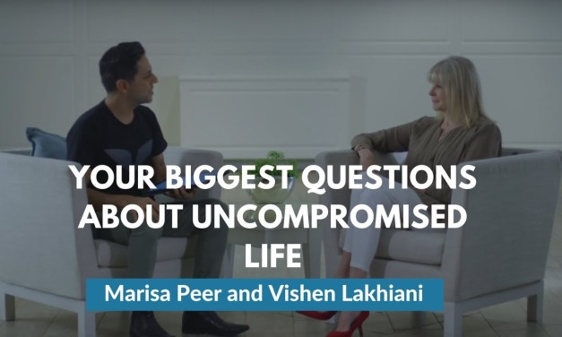 Your Biggest Questions About Marisa Peer's Uncompromised Life
