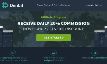 Deribit Bitcoin Futures & Options Trading Affiliate Program