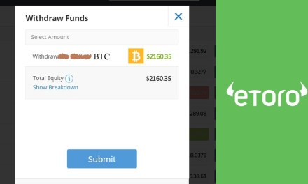 eToro is adding support for Crypto Withdrawals!