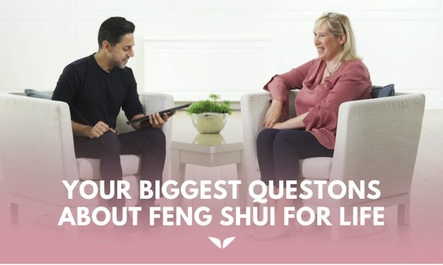Your Biggest Questions About Marie Diamond's Feng Shui For Life Program