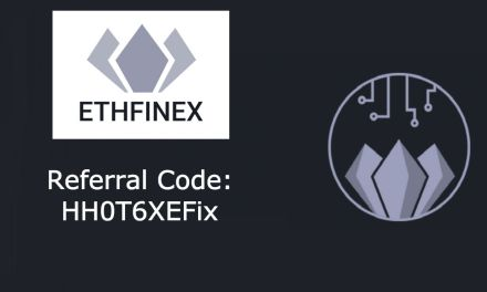 ETHFINEX Referral Code HH0T6XEFix