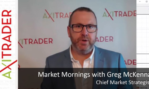 Market Mornings with Greg McKenna for 2-August-2018