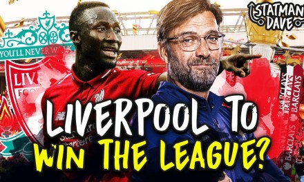 Naby Keita Makes Klopp's Liverpool Serious Contenders