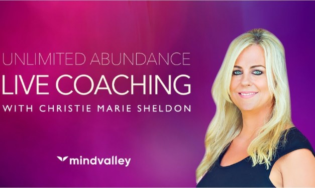 Unlimited Abundance Live By Christie Marie Sheldon
