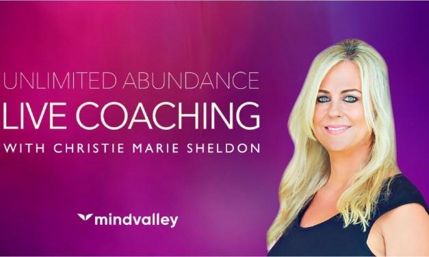 Unlimited Abundance Live By Christie Marie Sheldon