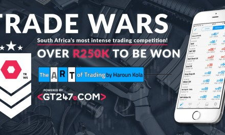 #Tradewars. Win R5,000 every week and R50,000 every month as GT247's best trader.