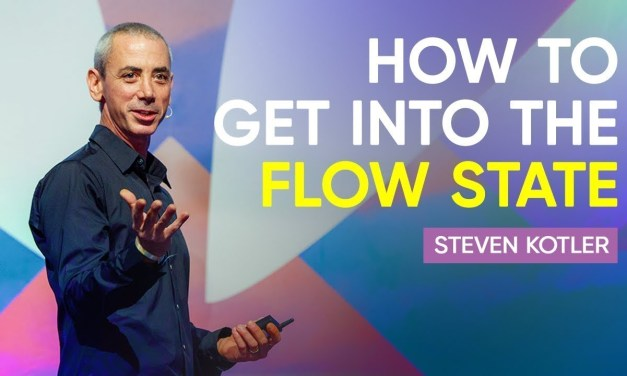 Learn How To Get Into The Flow State With Steven Kotler