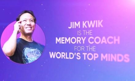 Develop A Super Memory With Jim Kwik. Free Mindvalley Masterclass