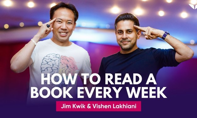 How to Read Faster and Learn Better. Join The Super Reading Masterclass by Jim Kwik