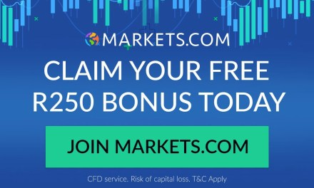 Get R250 In Trading Credit. Open A New Markets Account