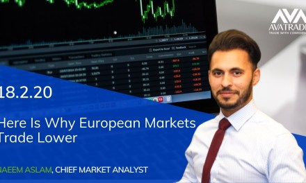Here Is Why European Markets Trade Lower