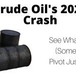 Crude Oil's 2020 Crash: See What Helped (Some) Traders Pivot Just in Time