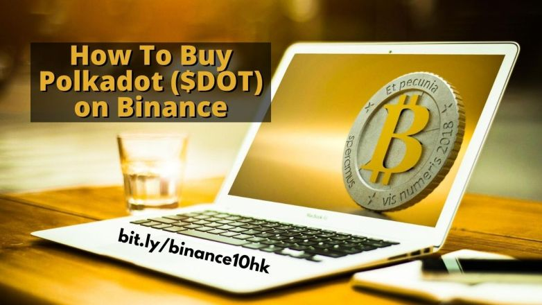 Buy-Polkadot-on-Binance