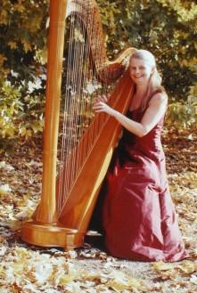 Sheila Watts London harpist