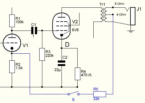 Amp Effects Loop Diagram, Amp, Free Engine Image For User
