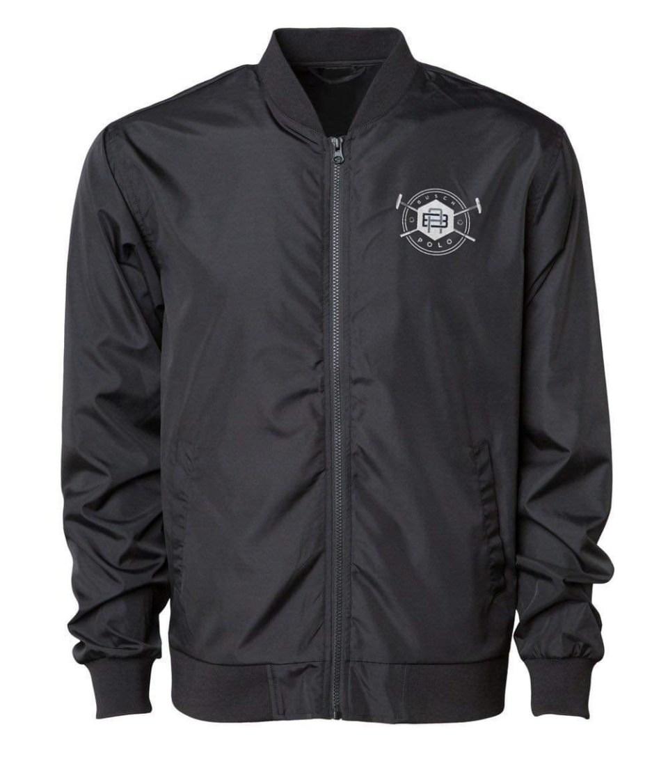 Busch Polo Bomber Jacket